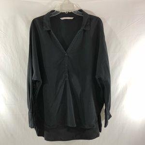Zara Trafaluc Collection Oversized Blouse Size XL